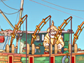 Игра Captain Salty's Big Catch онлайн - игры онлайн