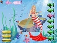 Игра Barbie Mermaid онлайн - игры онлайн