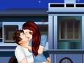 Игра Neighborhood kissing онлайн - игры онлайн