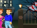 Игра Halloween Scary Kiss онлайн - игры онлайн