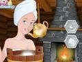 Игра Cinderella's Princess Makeover онлайн - игры онлайн