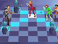Игра Totally Spies Chess онлайн - игры онлайн
