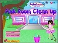 Игра Pink Room Clean Up онлайн - игры онлайн