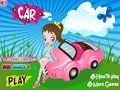 Игра Susans First Driving Day онлайн - игры онлайн