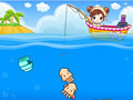 Игра Sue Fishing Queen онлайн - игры онлайн